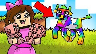 Minecraft: BREEDING SIMULATOR!!! (BREED MOBS FOR EPIC PETS!) Modded Mini-Game