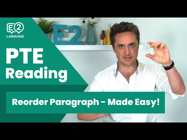 PTE MADE EASY | Reorder Paragraph #2 | Questions with Jay!