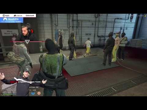 LE CORBEAU NOIR EST DE RETOUR ! MORT RP D'UN POLICIER ! Best of GTA RP FlashLand