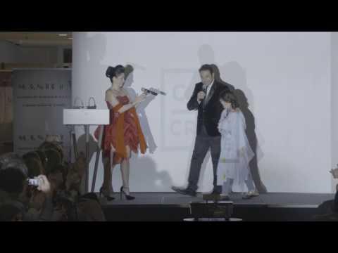 Veure vídeoPresentación Lady Isabel  Design como diseñadora de moda