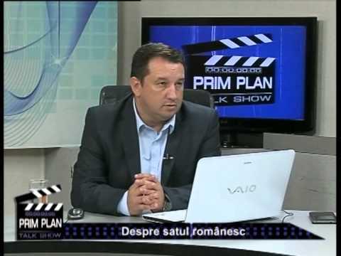 Emisiunea Prim Plan – Vasilică Diaconu – 4 septembrie 2014
