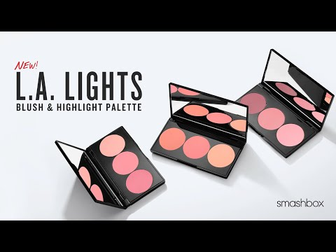 L.A. LIGHTS PALETTE
