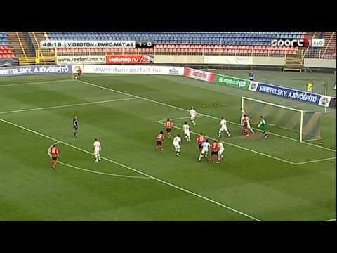 Highlights Videoton 3 - Pecs 0