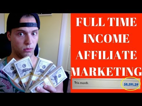 How To Make Money Affiliate Marketing With NO EXPERIENCE (Affiliate Marketing Case Study #3)