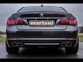 BMW 760i F01 V12 Sound