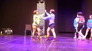 Undertale Dance Stage Version @ ANINITE 2016