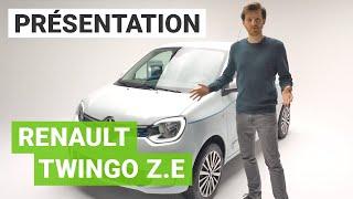 Renault Twingo électrique : tout ce qu'il faut savoir avant sa sortie