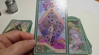 Blinging the Enchanted Tarot