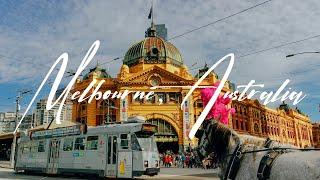 Summer in Melbourne, Australia