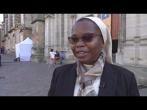 Soeur Pauline Manda : « Chacun est invité à sortir de lui-même »