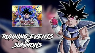 TURLES IS NOW LIVE!! RUNNING HIS EVENT AND DOING LIVE YOLO'S  | DRAGON BALL Z DOKKAN BATTLE
