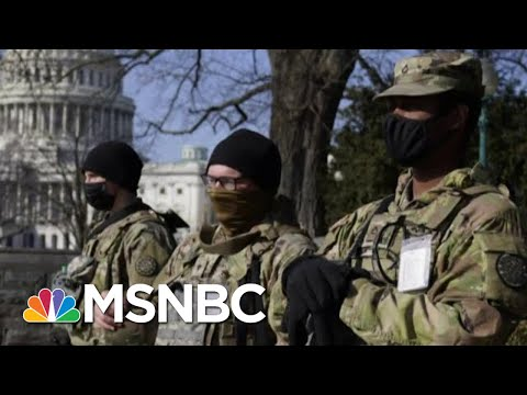 Lawmakers Are Now Fighting Over How To Keep The Capitol Safe | The 11th Hour | MSNBC