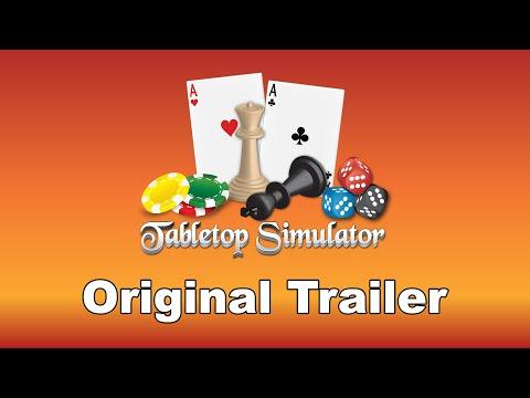 Tabletop Simulator Steam Key GLOBAL - video trailer