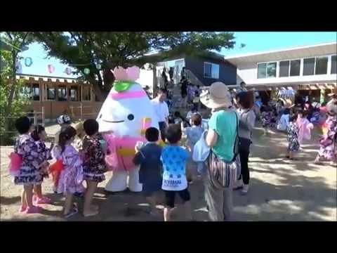 坂下町 東幼稚園夏祭り