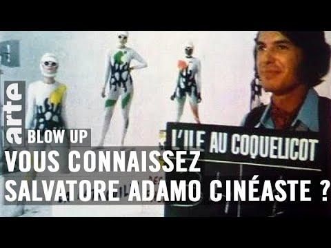 Vous connaissez L'Ile au coquelicot de Salvatore Adamo ? - Blow Up - ARTE