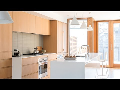 Interior Design — How To Design a Warm & Bright Modern Home