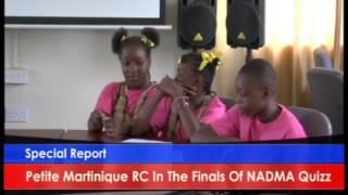 Petite Martinique RC wins  Nadma quiz semi finals.....Special Report