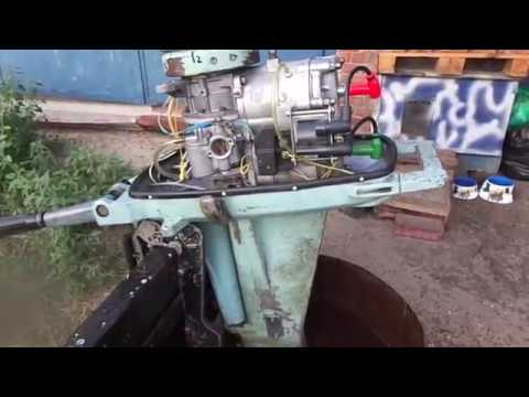 Вихрь -30. Запуск после ремонта