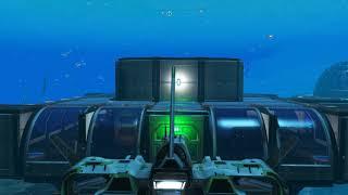 NMS underwater flight