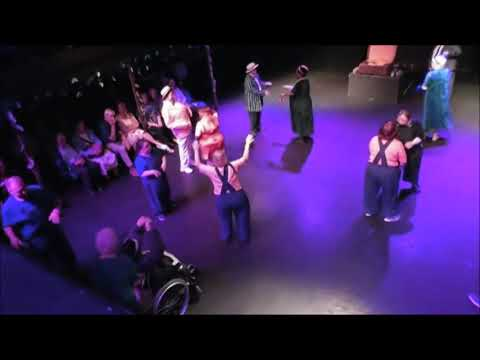Once Seen Theatre Company video 5