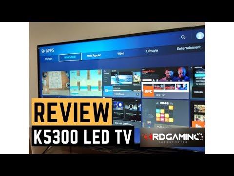 Bongkar Kotak Samsung Smart TV 32K5300 (HRDGameTechVblog)