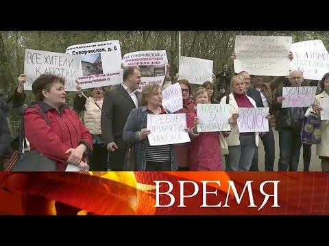 Жители многих московских пятиэтажек просят мэрию включить ихдома впрограмму реновации жилья.