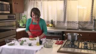 Tu cocina - Tostaditas de marlin en escabeche