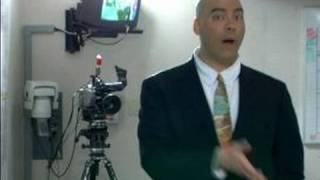 How to Be a TV News Reporter : Body Language for TV News Reporter