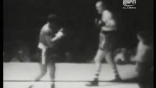 Sonny Liston vs Chuck Wepner