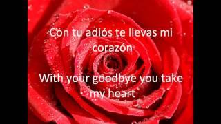 Como La Flor (Like The Flower) Lyrics