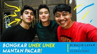 BONGKAR PERCINTAAN JODIE  Ft. MANTAN JODIE HAHA | | Di Balik Layar Eps.2 Video thumbnail