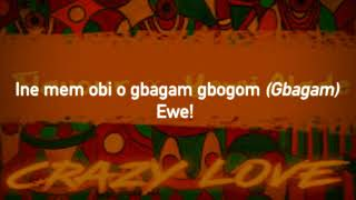Flavour X Yemi Alade   Crazy Love [Lyrics]