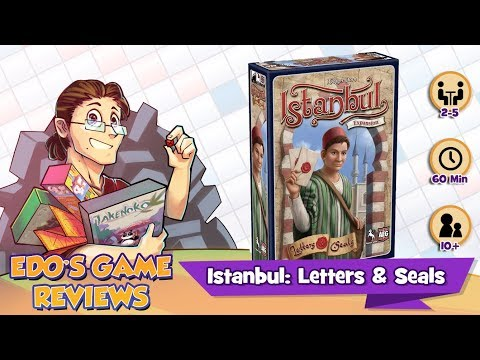Edo's Istanbul - Letters & Seals Review