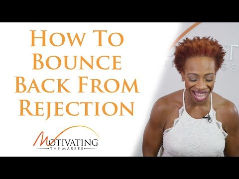 Lisa Nichols – How To Bounce Back From Rejection
