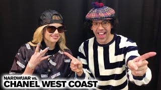 Nardwuar Vs. Chanel West Coast