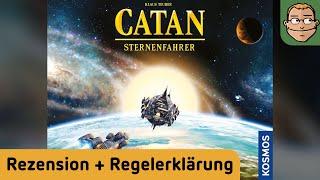 CATAN Sternfahrer (Neuauflage) - Brettspiel - Review und Regelerklärung