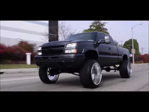 Silverado Z71 On 26x16 Intros