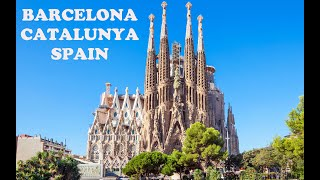 preview picture of video 'Barcelona: Igreja Sagrada Família'