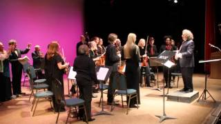 """Handel's Messiah - """"The People That Walked in Darkness"""" - Eric Barsness, Bass"""