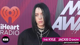 Billie Eilish 2019 Interview With Kyle & Jackie O | KIIS1065