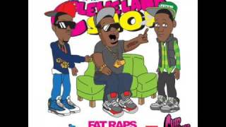 King Chip (Chip Tha Ripper) ft. Curren$y & Big Sean - Fat Raps (The Cleveland Show)