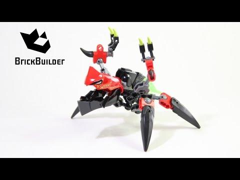 Vidéo LEGO Hero Factory 44024 : La bête des profondeurs contre Surge