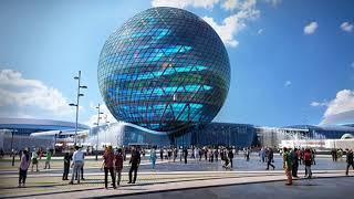Потраченные Деньги На Экспо Вернулись В Бюджет Прокомментировал Назарбаев!!!