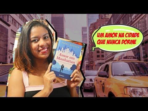 Resenha: AMOR EM MANHATTAN - Sarah Morgan | Leticia Mateuzi