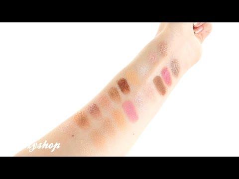 Makeup Revolution Makeup Revolution Jewel Eyeshadow Palette Deluxe