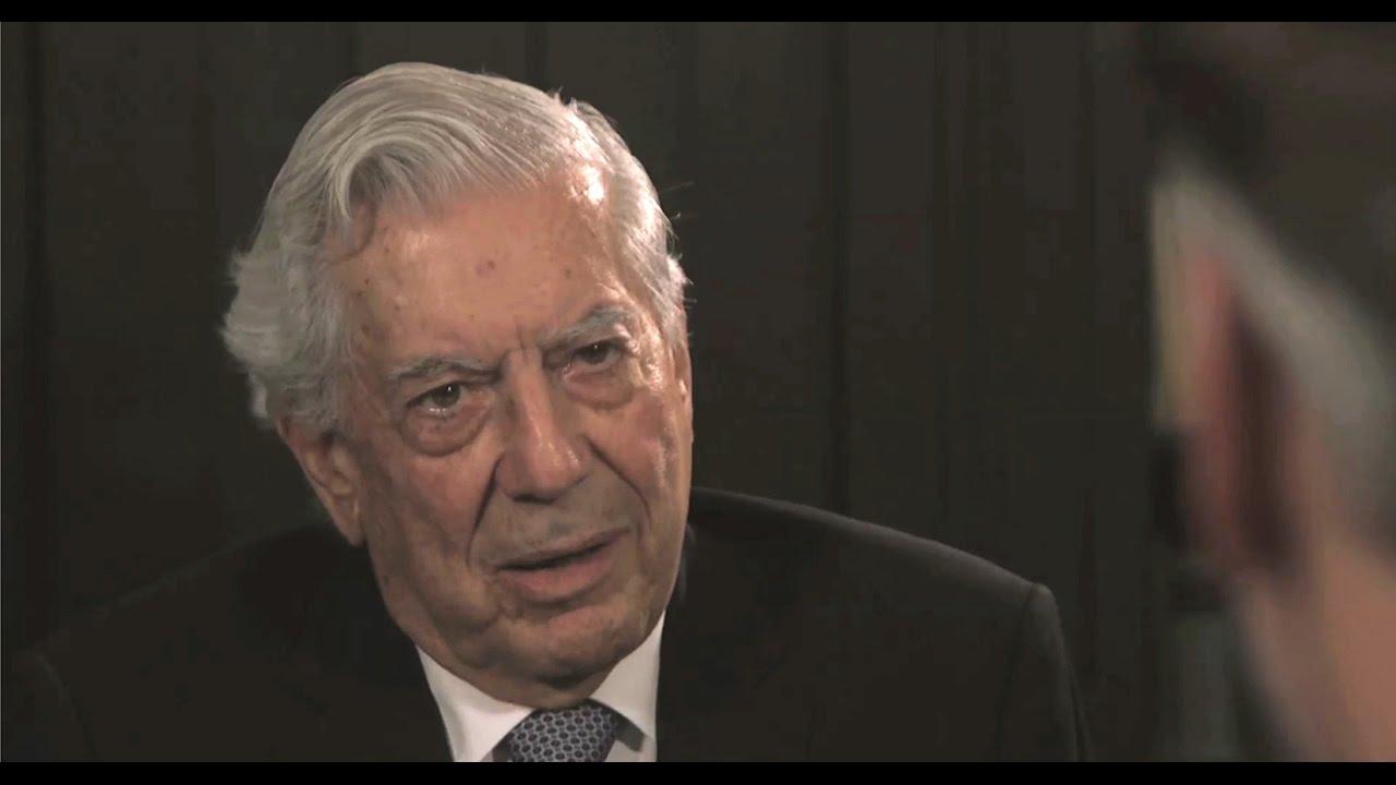Mario Vargas Llosa im Gespräch (1)