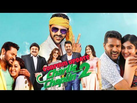 Charlie Chaplin 2 Hindi Dubbed Movie 2019 | Prabhu Deva | Hindi Dubbing Completed | Colors Cineplex|