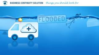 Not All Business Continuity Solutions Are Created Equal