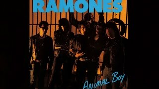 Ramones Animal Boy Music
