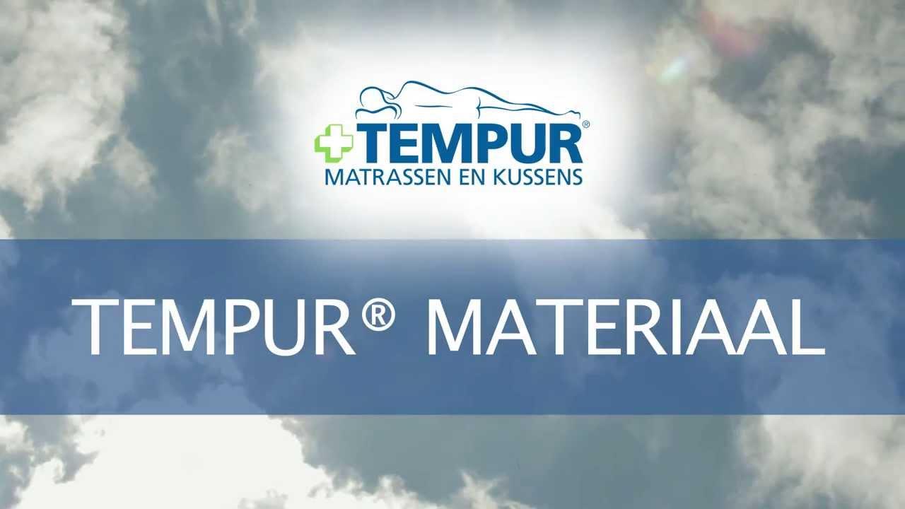 Tempur Materiaal